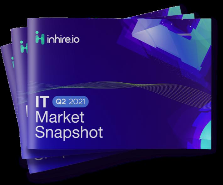IT Market Snapshot Q2 2021