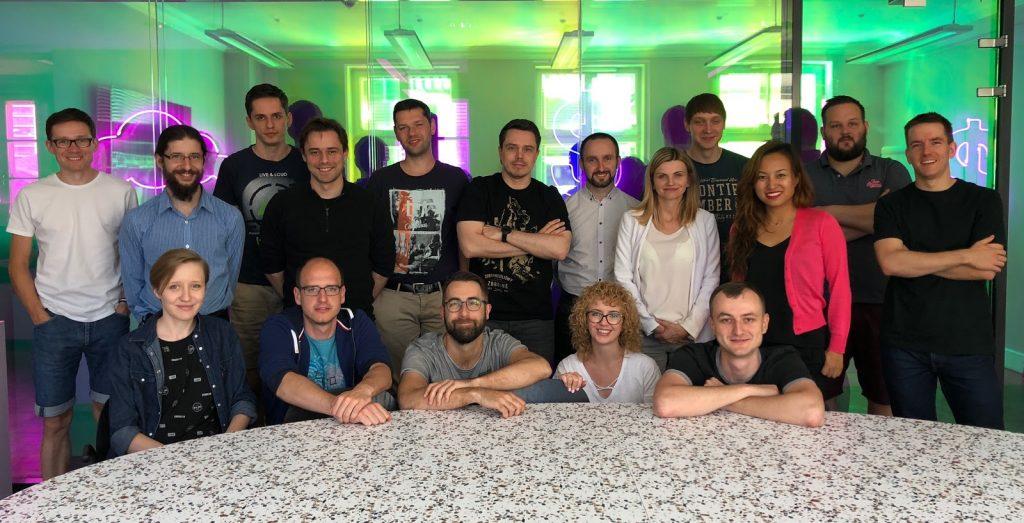 Cosmose: Zespół w Warszawie