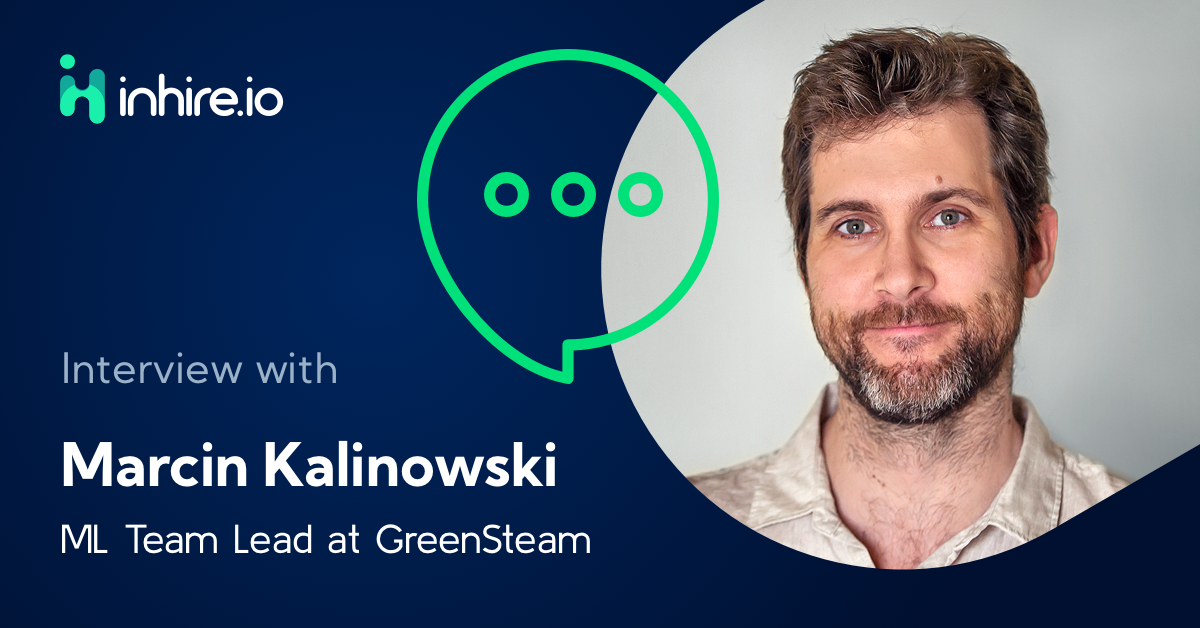From startup culture to a fully mature technical organization – GreenSteam