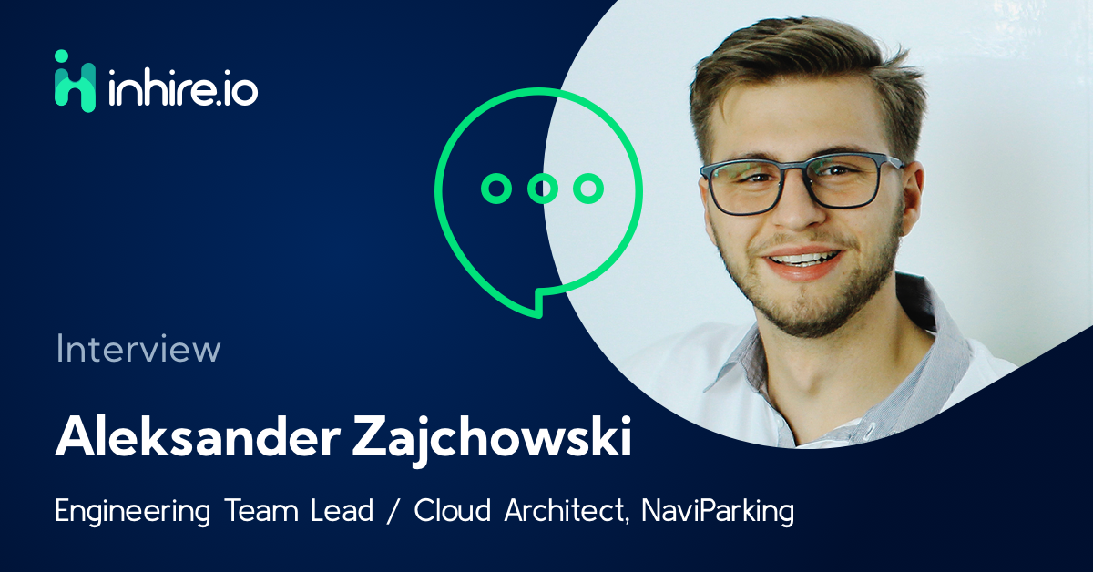 Building a cloud environment at NaviParking is a project that never ends
